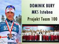 Dominik Bury w Projekcie Team 100